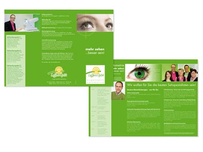 Leffers Optik, Image-Flyer
